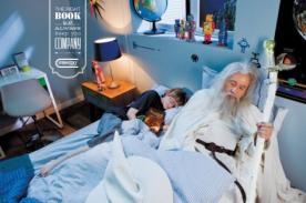 Fotos: Creativa campaña para promover la lectura