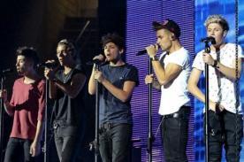 One Direction no cantará en desfile de Victoria's Secret