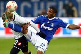 Con Jefferson Farfán, Schalke 04 empató 3-3 con Hoffenheim - Bundesliga