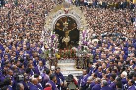 Señor de los Milagros: La historia de una imagen que ha unido a miles de fieles