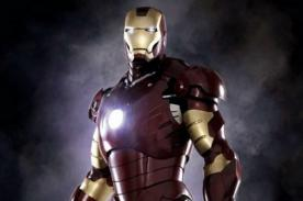 Iron Man: Ejército de EEUU prepara traje similar al personaje de Marvel