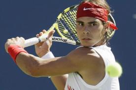 Rafael Nadal: Estoy muy ilusionado por jugar en el Perú
