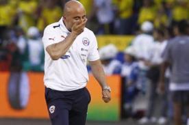 Jorge Sampaoli: Merecimos ganar por lo hecho en el primer tiempo