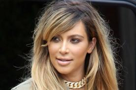 Kim Kardashian crea polémica al donar 10% de los fondos de subasta benéfica