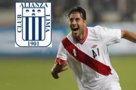 Claudio Pizarro sería socio inversionista de Alianza Lima en el 2014
