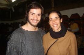 Jesús Neyra quiere actuar con su hermana Gianella