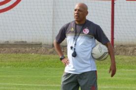 Copa Inca: Roberto Mosquera se muestra seguro de ganar a Alianza Lima