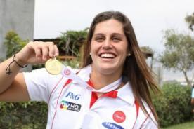 Odesur 2014: Perú obtuvo medalla de oro en slalom de Esquí