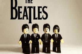 Las divertidas versiones en LEGO de tus bandas favoritas - FOTOS