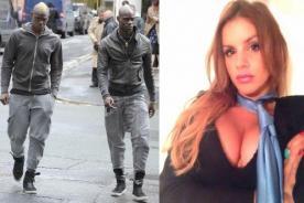 ¿Mario Balotelli participó en un cuarteto sexual junto a su hermano?