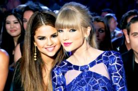 Taylor Swift le dice a Selena Gomez que Justin Bieber es 'aqueroso'