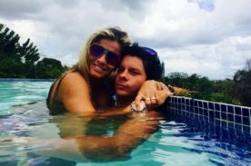 Fotos: Alejandra Baigorria y Mario Hart en romántico viaje a Santo Domingo