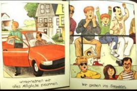 Libro infantil explica de forma amigable acerca de la homosexualidad [Fotos]