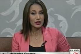 Habló la periodista que fue manoseada por un alcalde en Bolivia - VIDEO