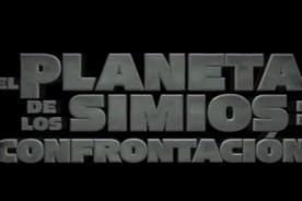 Ya salió el nuevo tráiler de la secuela El Planeta de los Simios - Video