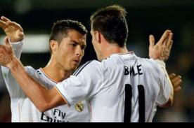 Cristiano Ronaldo y Gareth Bale fijos para la final de la Champions League 2014