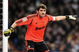IKer Casillas: ´Si ganamos el sueño será eterno´
