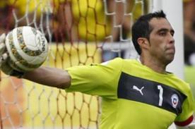 Arquero chileno cerca de fichar por Barcelona