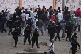 Alianza Lima vs Universitario: Minuto a minuto - reportan enfrentamiento entre barristas
