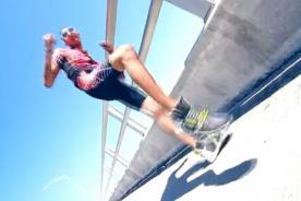¡Peter la Anguila vuelve recargado con el tema y video 'Pedalea' en YouTube!
