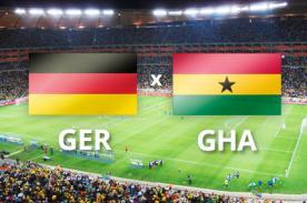Alemania vs Ghana DirecTV En Vivo – Mundial Brasil 2014 (Hora peruana)