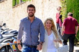 Shakira está feliz con Piqué, pero no piensa en el matrimonio