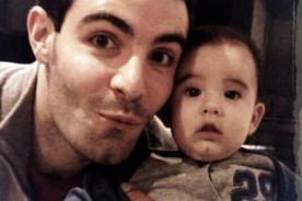 Foto: Así de adorable y grande está el bebé de Sully Sáenz
