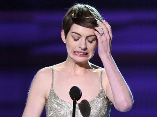 ¿Qué dijo Anne Hathaway tras el incidente que tuvo con el periodista argentino?