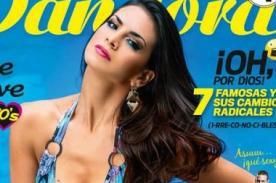 Sully Saenz muestra su cuerpazo en bikini para la revista Pandora [Foto]