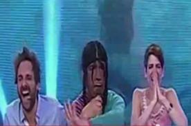 La paisana Jacinta 'trolleó' a Rodrigo Gonzáles 'Peluchín en vivo [VIDEO]