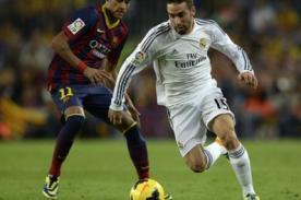 Real Madrid: Daniel Carvajal no quiere a Danilo en el equipo