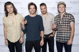 One Direction alista lanzamiento de perfume 'Between Us'