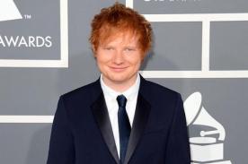 Ed Sheeran defiende su nuevo tatuaje