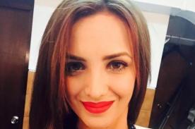 Rosángela Espinoza causa infartos con atrevida foto