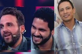 ¿Renzo Costa desenmascara a novio de Peluchín? - VIDEO