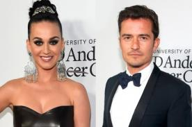 ¿Katy Perry perdonó a Orlando Bloom?