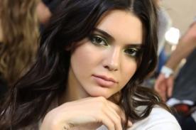 Kendall Jenner mostró coqueto piercing en Nueva York