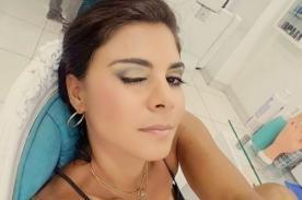 Claudia Abusada sacude la web con infartantes fotos que hizo para Soho - FOTOS