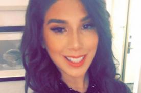 Yahaira Plasencia quedó feliz tras chiquitingo con amante y así lo demostró - VIDEO