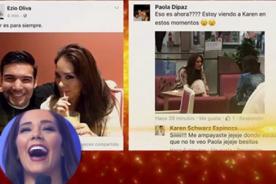 ¿Nueva Ilusionista?: Reportan apariciones simultáneas de Karen Schwarz en varios sitios de Lima