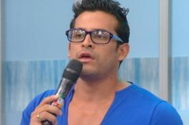 ¿Christian Domínguez se amaneció con bailarina de El Gran Show? - VIDEO