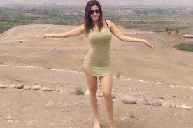 Rosángela Espinoza muestra lo que más le gusta y sorprende a seguidores - FOTO