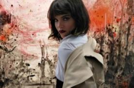 Alessandra Denegri deja nada a la imaginación imitando a Marilyn Monroe