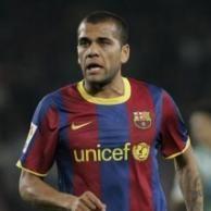 Barcelona: Daniel Alves sigue sin renovar contrato