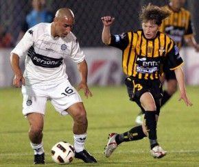 Goles del The Strongest vs Olimpia (2 - 1) - Copa Sudamericana