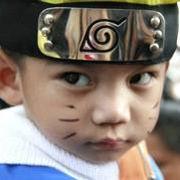 Disfraces Halloween: Los más adorables bebés haciendo cosplay de animes