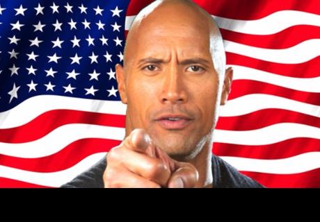 ¿Dwayne Johnson postulará para ser presidente de los Estados Unidos?