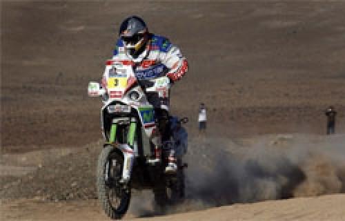 Dakar 2012 en vivo por Fox Sports: Quinta etapa