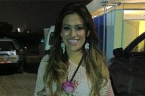 Selena Gomez obsequió una rosa a la cantante Mia Mont