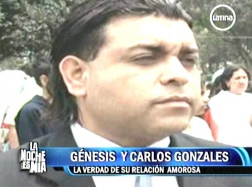 Video: Génesis Tapia involucra a Chibolín en agresión de Carlos Gonzáles